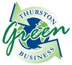 Thurston Green Business Mobile Retina Logo